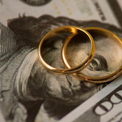 Unterhaltsanssprüche nach einer Scheidung